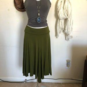 Heart Moon Star skirt